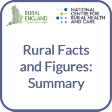Rural Facts and Figures – Summary